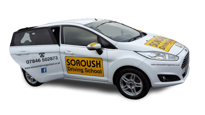 soroush driving school